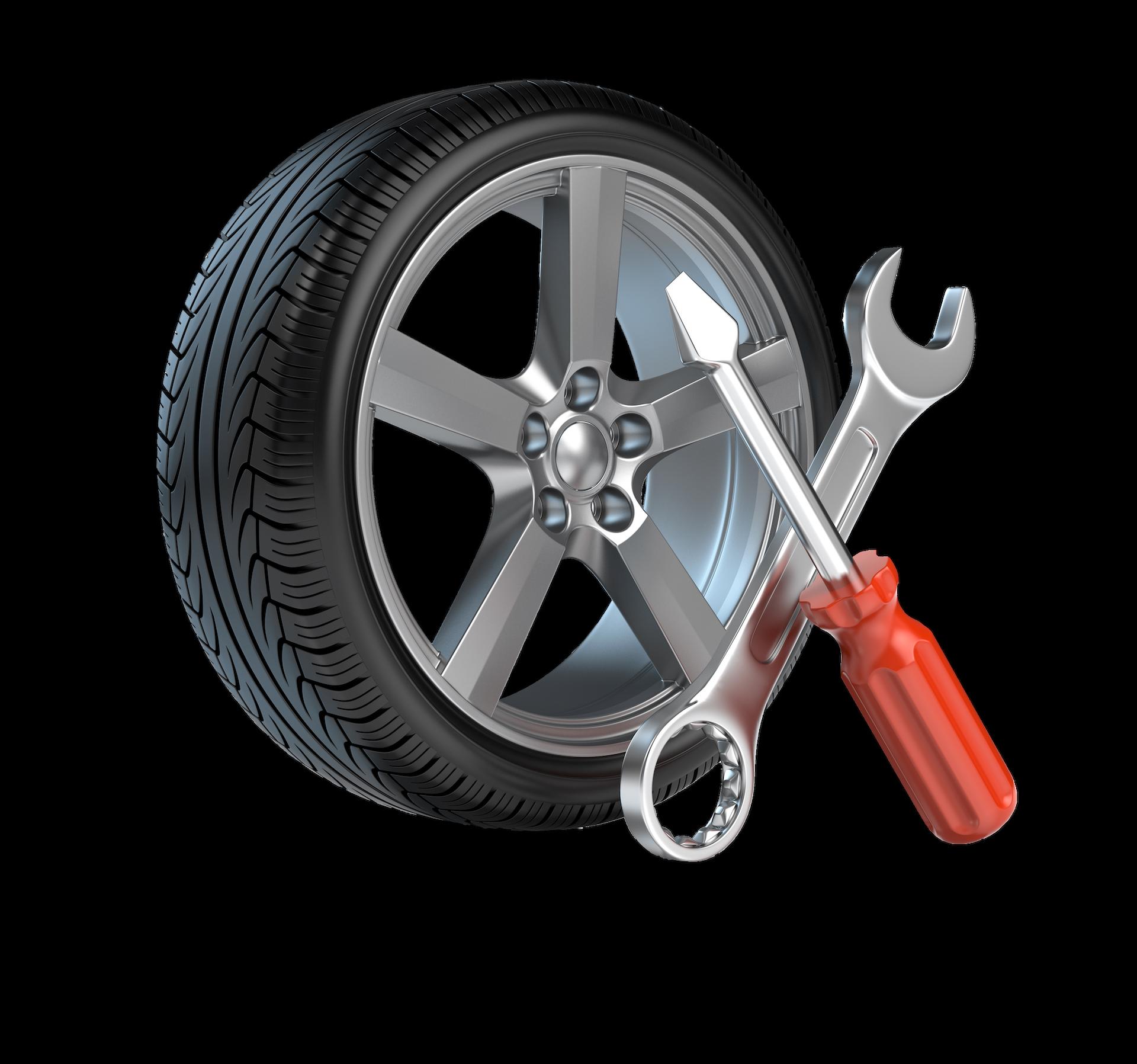 Prodej, montáž, opravy pneu Autoservis Jiří Dušek, Bačetín